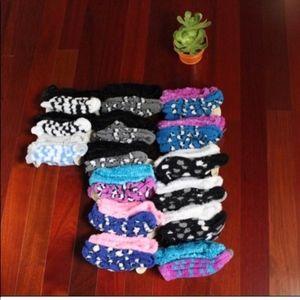 📦 (18)NWT No Boundaries Sock Bundle-36 Total Sock